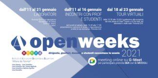 open weeks alfano
