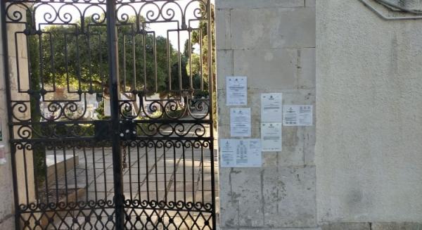 ingresso cimitero Termoli