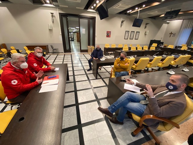 riunione screening termoli