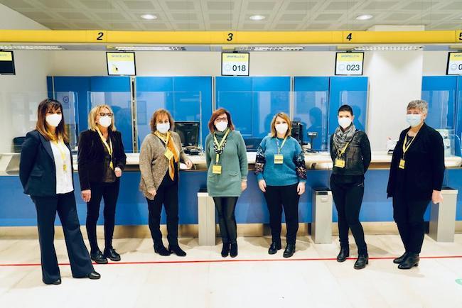 staff ufficio postale campobasso
