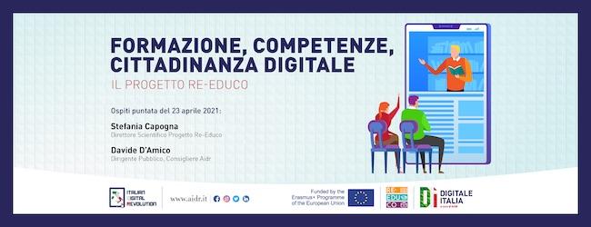formazione cittadinanza digitale