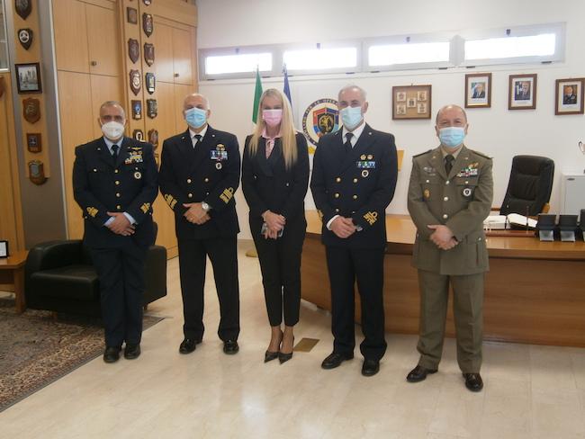 Sottosegretario Pucciarelli Comando per le Operazioni in Rete eccellente risorsa interforze
