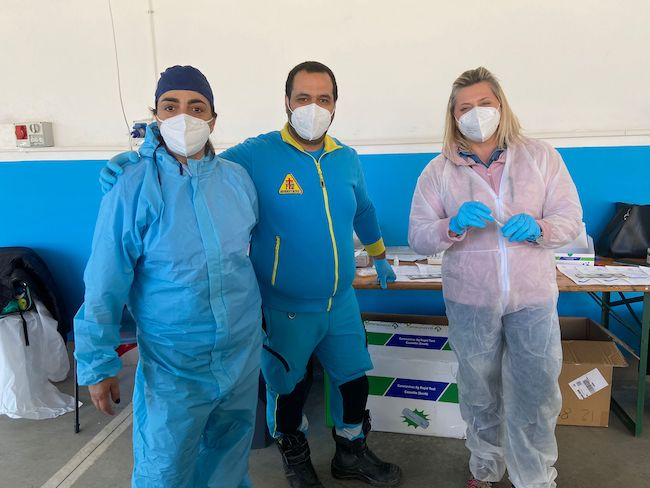 screening epidemiologico termoli