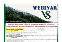 webinar foreste 16 aprile 2021