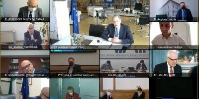 conferenza regioni 20 maggio 2021