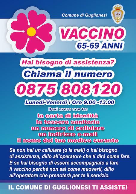 guglionesi vaccini 65-69 anni