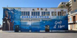 murales mercato ittico