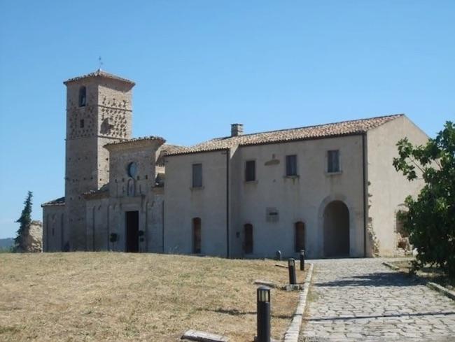Santa Maria in Casalpiano a Morrone del Sannio (CB)