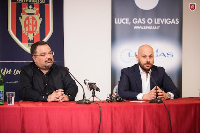 Falvio Augusto Battista e Mario Gesuè