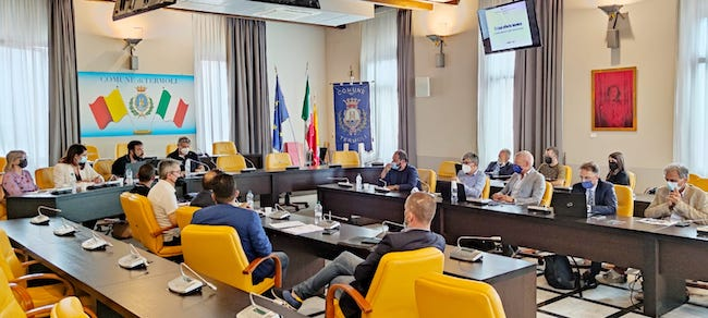 conferenza area urbana