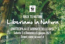 liberiamo la natura 5-6 giugno 2021