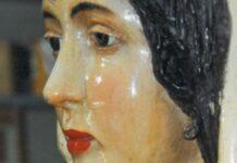 statua Madonna dell'Assunta