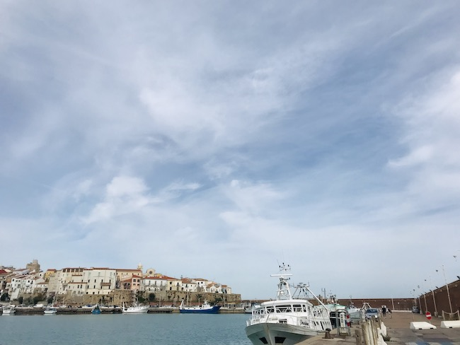porto banchina termoli