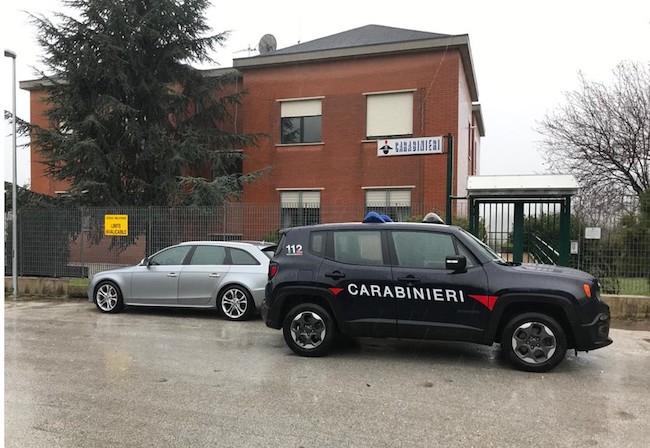stazione carabinieri campolieto