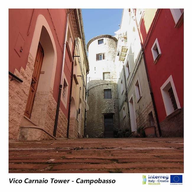 vico carnaio tower
