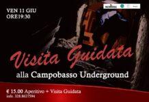 visita campobasso underground