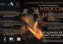 calendario festival teatrale Agnone