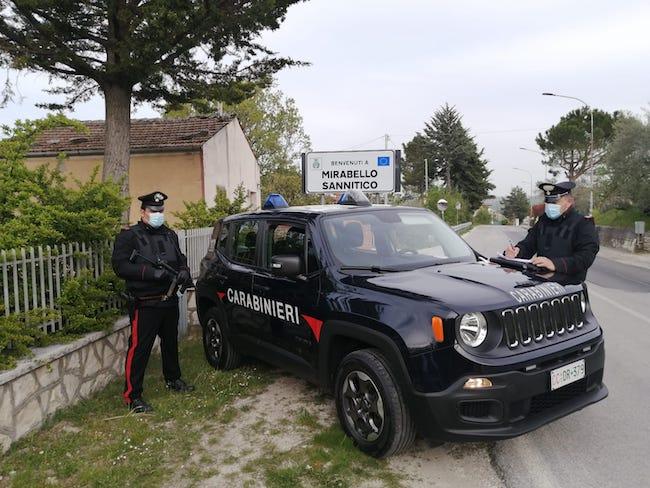 carabinieri mirabello sannitico