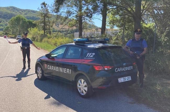 carabinieri rotello