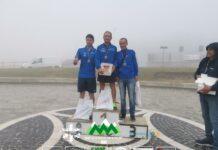 podio assoluto - Campitello Matese Run in the Sky 2021