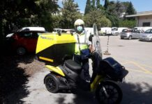 poste delivery express