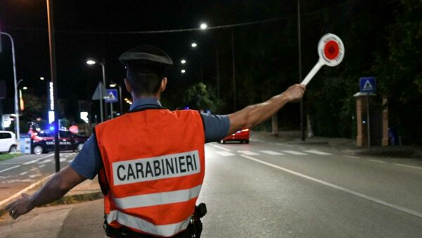 stop carabinieri