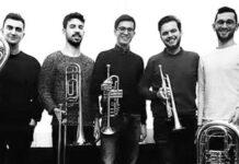 tile brass quintet