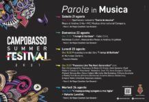 campobasso summer festival 2021