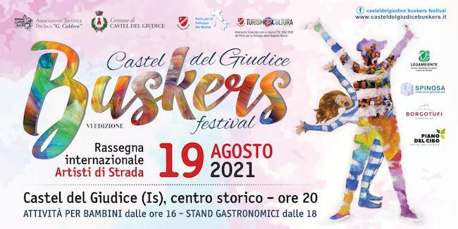 casteldelgiudice buskers festival 2021
