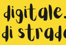 il digitale è di strada