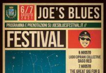 joe's blues locandina 2021