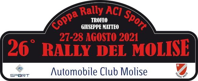 logo rally molise 2021