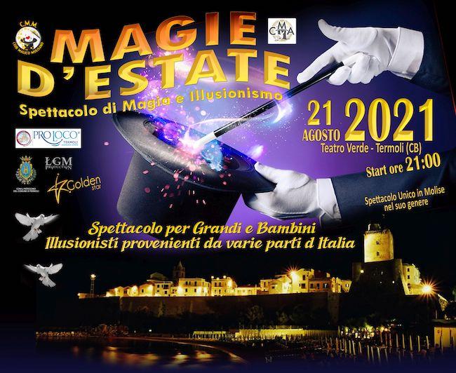 magie d'estate 2021