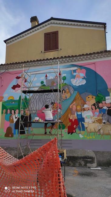 murales pietracatella