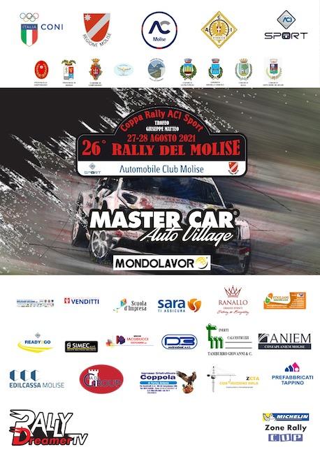 rally molise 2021