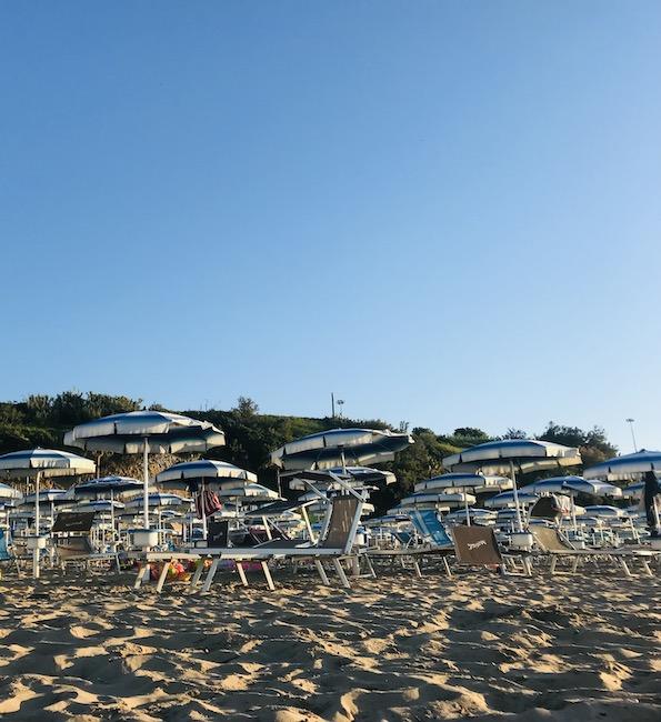 spiaggia termoli 2021
