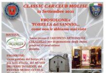 classic car club molise