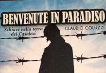 copertina libro benvenute in paradiso