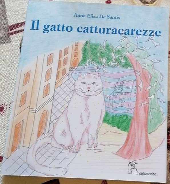 copertina libro il gatto catturacarezze