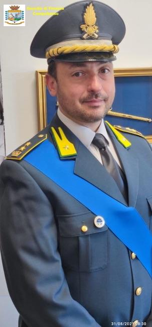 foto tenente colonnello marco soldano