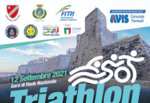 locandina triathlon termoli