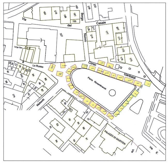 mappa mercato isernia