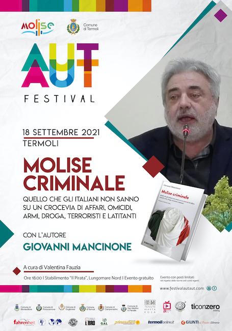 molise criminale 18 settembre 2021