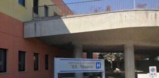 ospedale ss rosario venafro