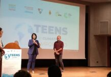 teen for climate