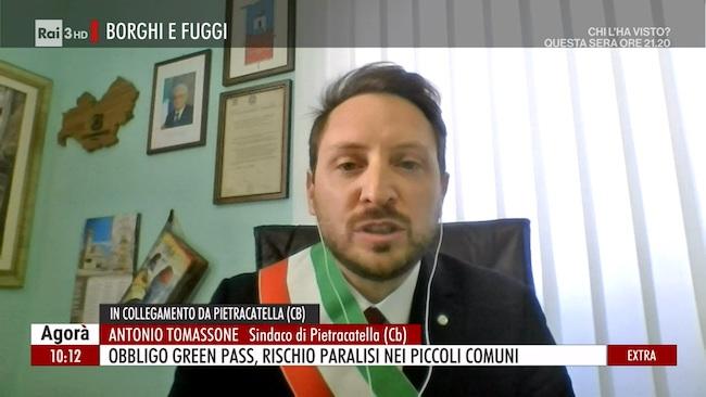 agora extra sindaco pietracatella