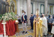 celebrazione eucaristica san francesco