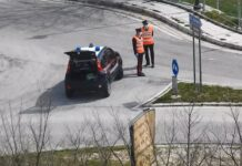 controlil carabinieri sepino