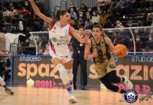 Florencia Chagas in entrata