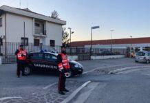 posto di blocco carabinieri termoli